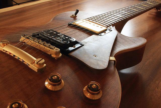 布袋寅泰のエレキギター